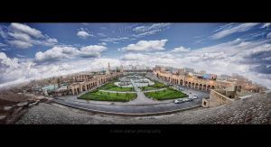 Erbil city by Aloony89
