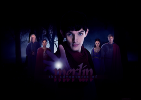 The adventures of Merlin by SatelliteAlice
