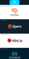 Logofolio 2014 by lVlorf3us