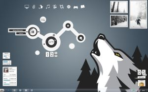 Timberwolves Desktop by ujceq