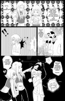 . Kid and Chrona Doujinshi 4 . by aidmoon