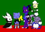 .::Group Picture::. by SkittyKittyCat
