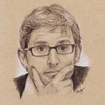 Louis Theroux by bec1989