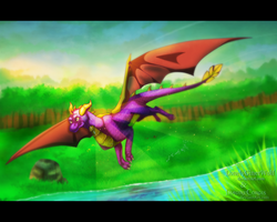 .:The Legend of Spyro:. [collab] by ImagineCorgis