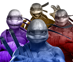 TMNT Out Of The Shadows Image by CaliburWarrior