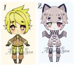 Random adopts set price OPEN by AS-Adoptables