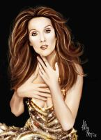 Celine Dion by AlleyCatz