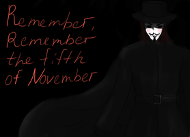 Guy Fawkes by Slow-kun