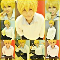 Kise  Ryota Collage by krishinya