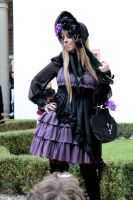 Outfit Lolita Fashion show @Lucca comics and games by Kawaiigra