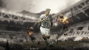 Paulo Dybala 2015/16 Wallpaper by RakaGFX