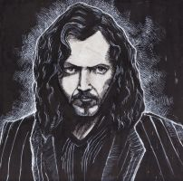 Sirius Black by PFarchangel