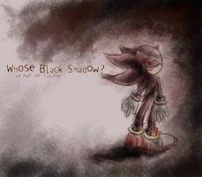 My Shadow... by Ade-Queen