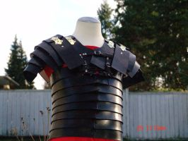 leather Lorica Segmenta by Tulloran