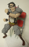 Beowulf sculpture by madman15