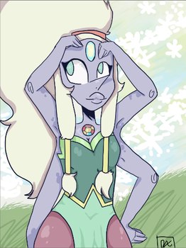 Opal from SU by stargrains