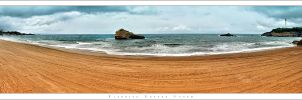 Biarritz Before Storm by Nylons