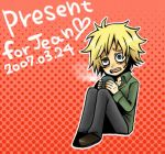 SP:Tweek by spidergarden666