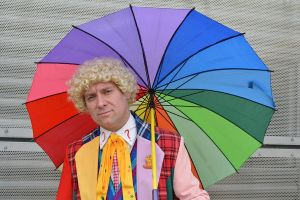6th Doctor Who Cosplay (4) by masimage