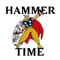 Hammer Time by Retroabortion