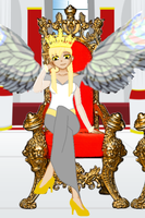 Queen Luz Pacifico by Rodef-Shalom