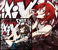 Custom Edit - My Roleplay character by Convicted-Vixen