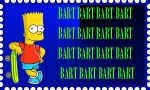 BART STAMP by SouthParkSquid