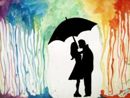 Colours of Love by AnoushayKhan