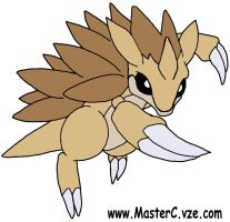 Sandslash by MCR3240ca