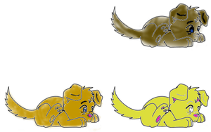 Puppy point adoptables by Lovepanda29