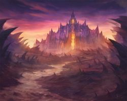 Dark Stronghold by jcbarquet