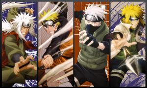 Naruto Wallpaper MKNJ by DrLinuX