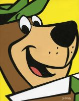 Yogi Bear by Weidel