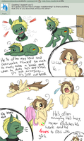 Ask 1: Annoying? by Ask-Pony-GerIta