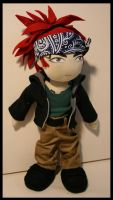 Bleach Casual Wear- Renji by pheleon