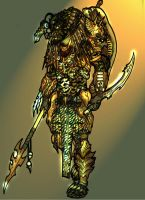 elder_predator_hunter_by_deadklown by Xeno-Crazy