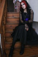 gothic doll stock4 by MysteriaViolentStock