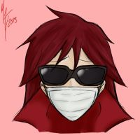 Grell Sutcliff 1 by Catchmewithyourlips