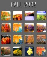 Fall Icon Collection by rautry