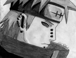 Naruto Shippuden - Pain by stcc7sixty