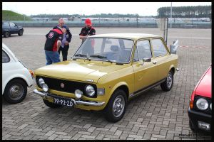 1973 Fiat 128 Rally by compaan-art