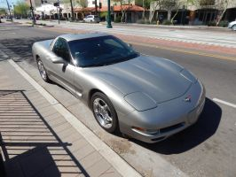 2001 Chevrolet Corvette (C5) by TheHunteroftheUndead