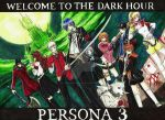 Persona 3 ~ Welcome to the dark hour by GoddessOfValhalla
