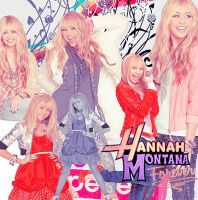 pack png MILEY CYRUS HANNAH by GuadayMily