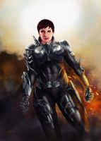 Faora by Huntersky