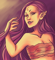 Color palette challenge - Lilith by Rigris