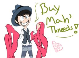 BUY MAH' THNEEDS by ChibiObsessor122