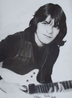 Malcolm Young by Jess-MacGowan