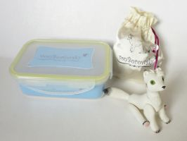Artic Fox - Doll Kit by vonBorowsky