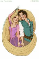 Tangled - 5. December by Kumagorochan